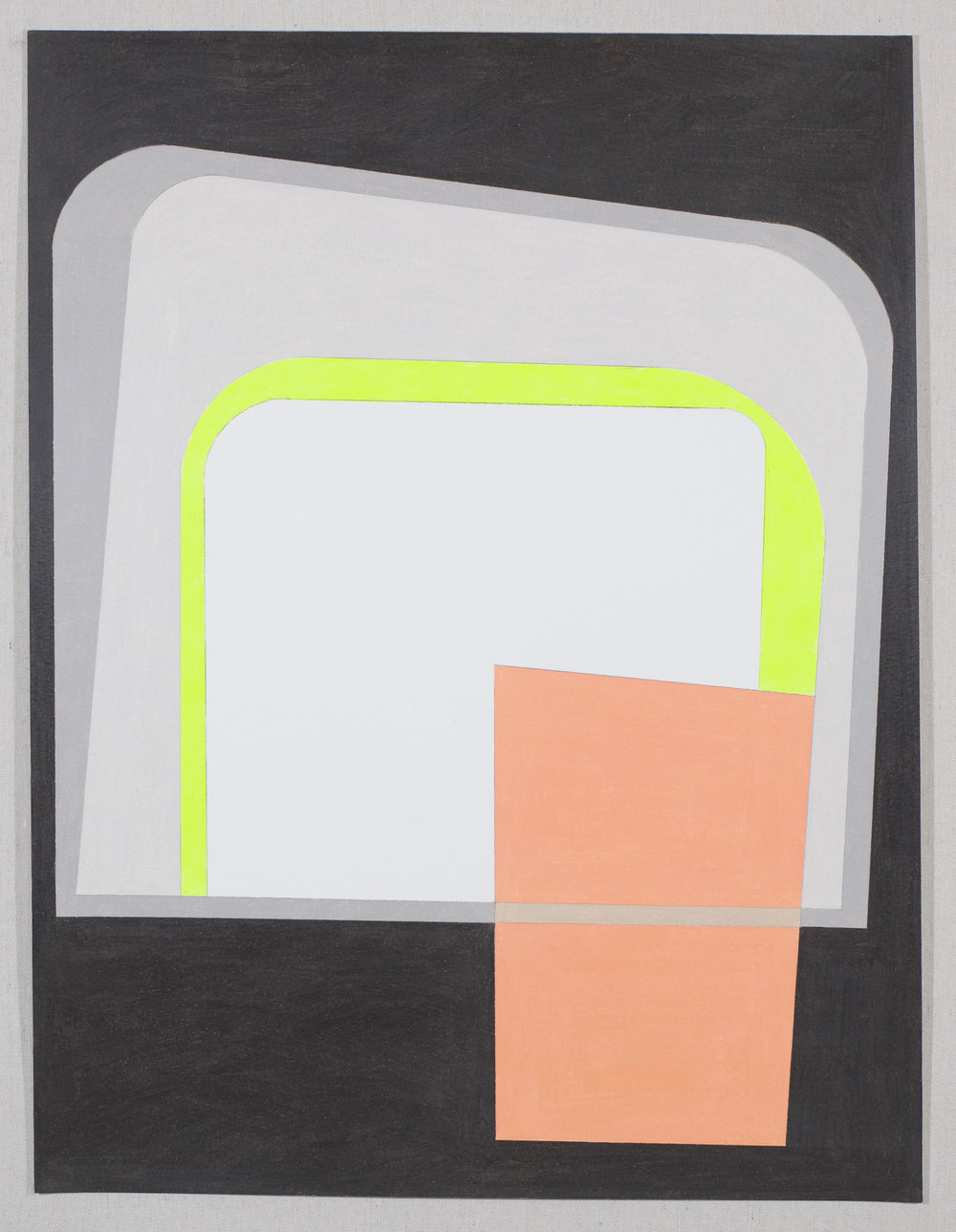 Untitled study #4, 2017