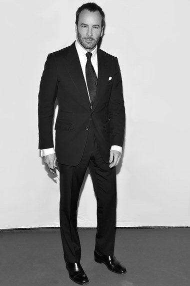 THE ART OF GROOMING WITH MR. TOM FORD -