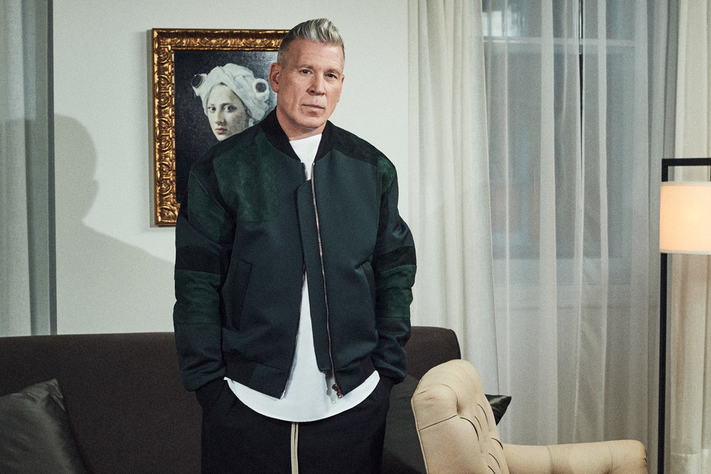 IN CONVERSATION WITH NICK WOOSTER - Photography: Jon Gorrigan