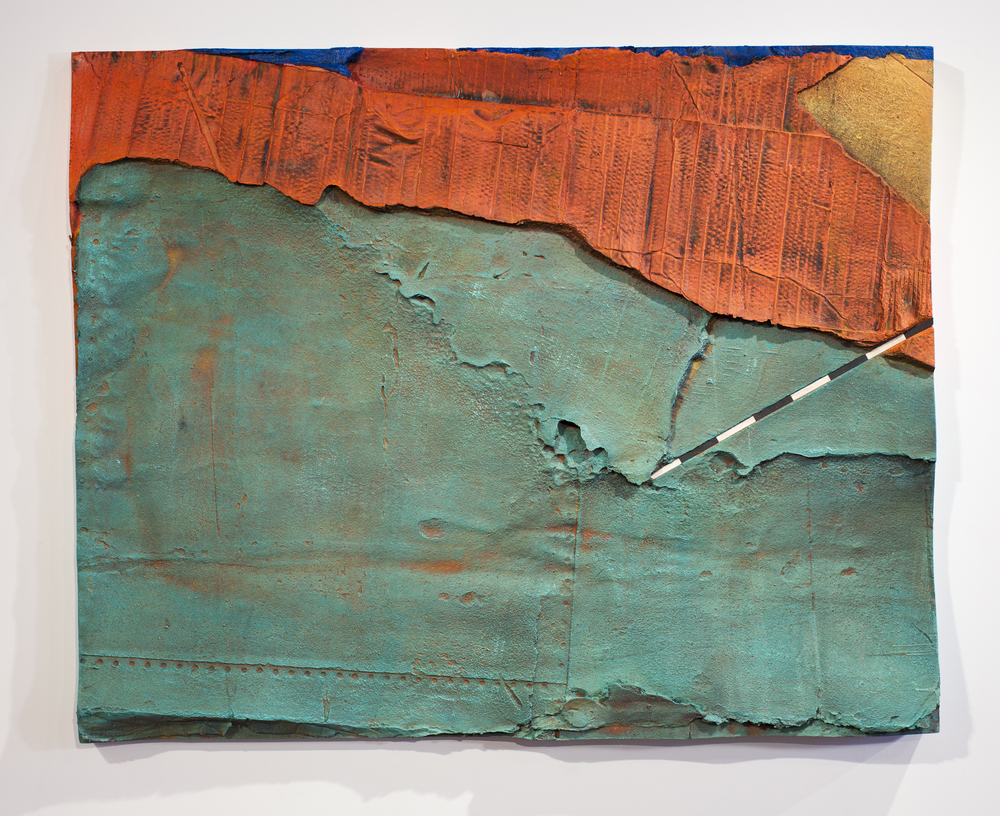 Patina Forming on a Memory