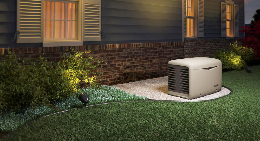 Get an emergency standby generator installed by Total Temp in Wakefield, MA.