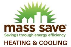 Get a Mass Save rebate with the purchase of an Energy Star rated ac or heat pump system.