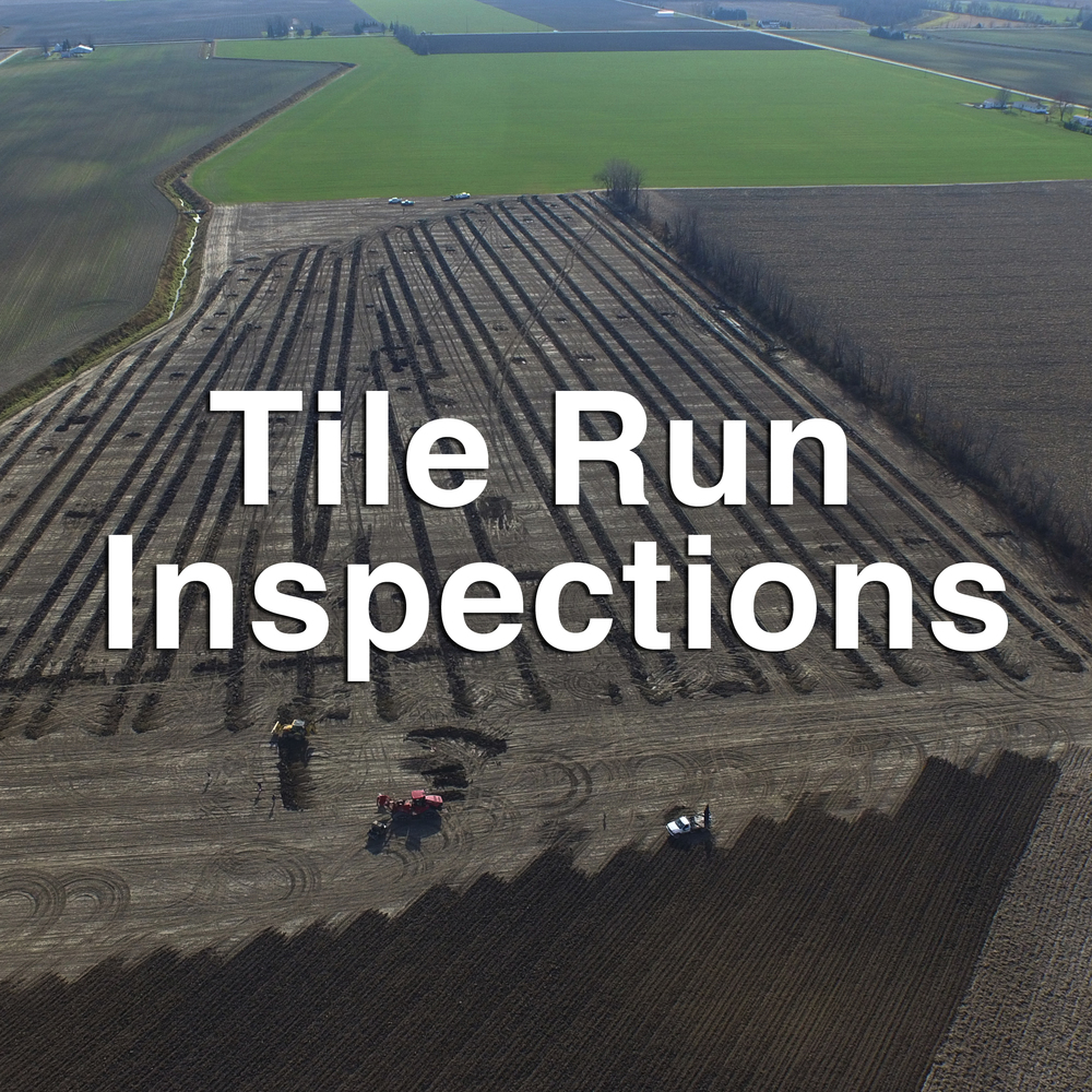 Tile Run Inspections