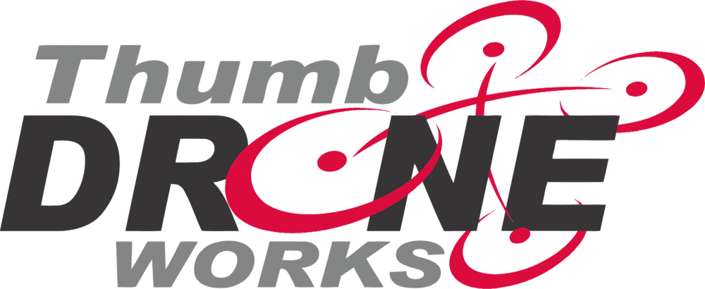 Thumb Drone Works Logo