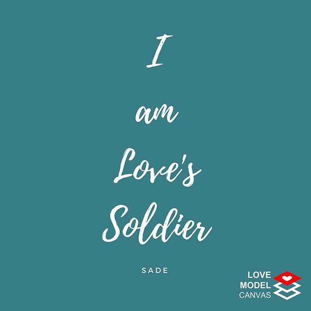I am lost but i don't doubt  Tall I ride  I have the will to survive  In the wild, wild west  Trying my hardest  Doing my best to stay alive  I am love's soldier.