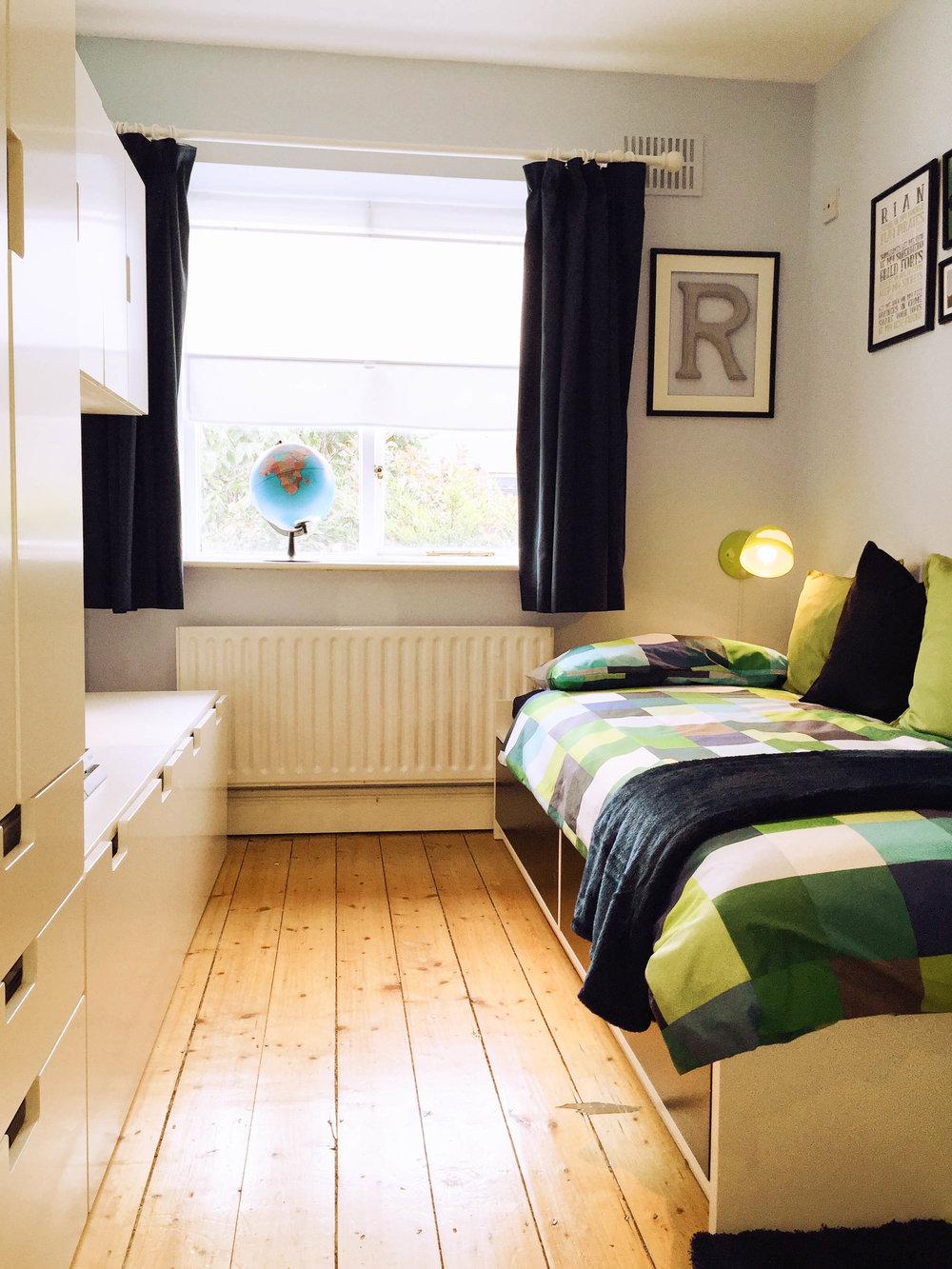 Boys bedroom Design - Ballsbridge (after)