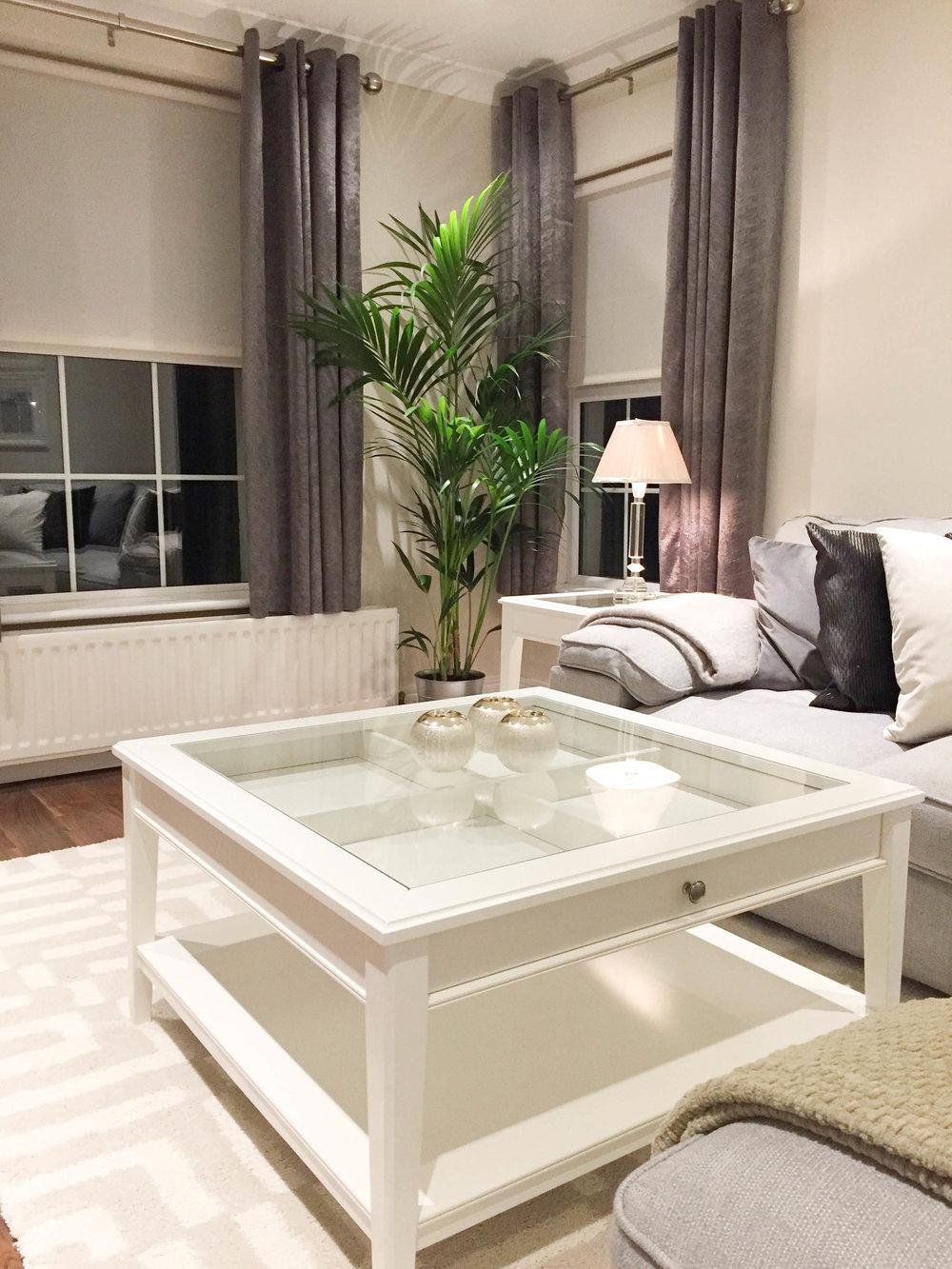 Living room Design- Stillorgan (after photo)