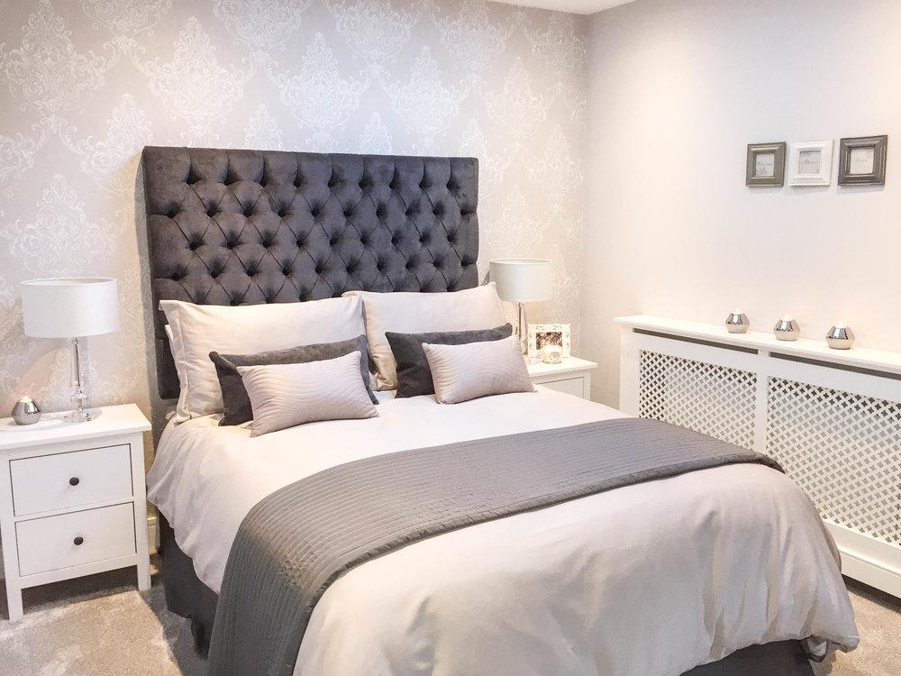 Bedroom Design - Stillorgan (after photo)