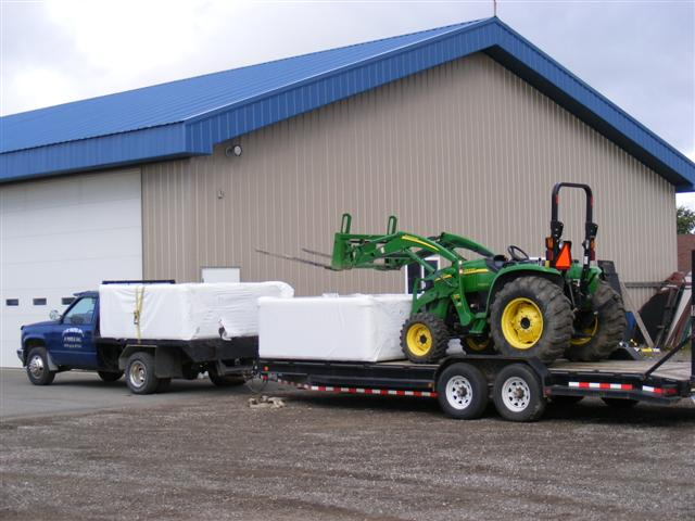 Loading up for Sale 2008