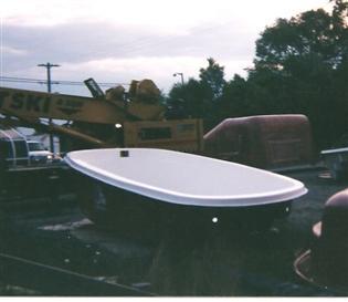 Unloading Pool Shipment 2002
