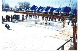 Shanty Days Caseville Polar Bear Dip 2003