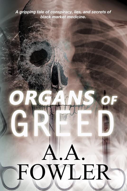 Intrigued? Check out the first 4 chapters free at www.organsofgreed.com