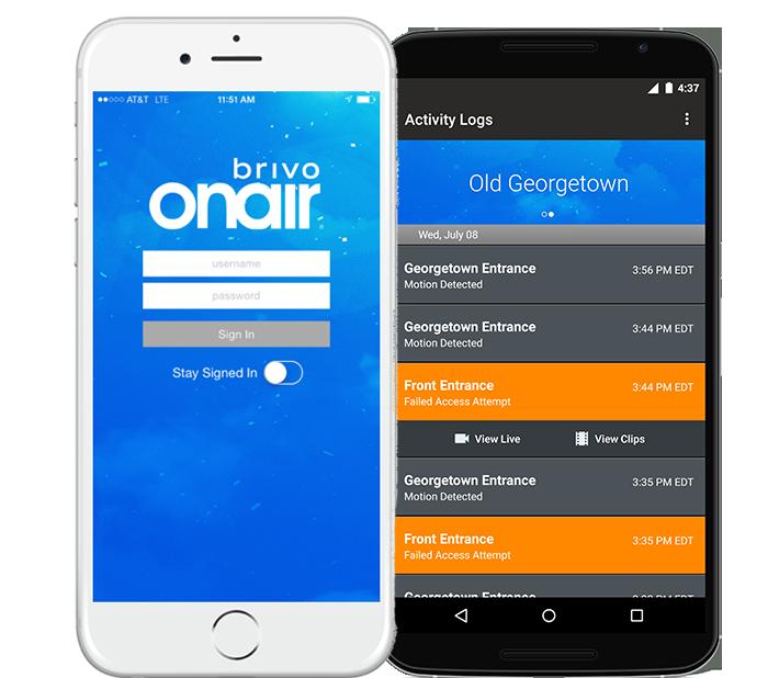 Brivo OnAir  Access Control