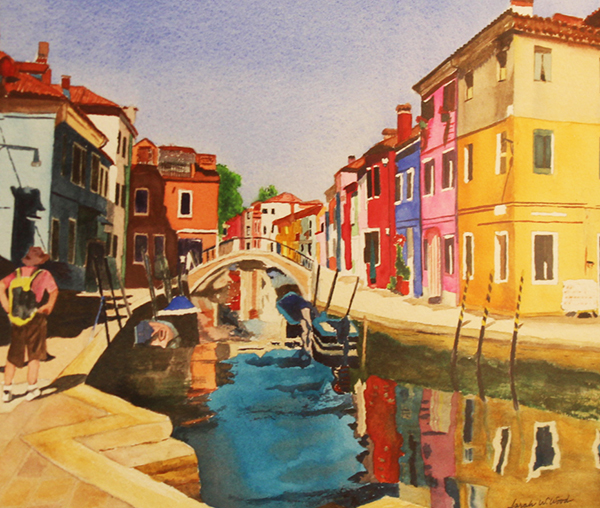 Venice Canal By: Sarah Wood