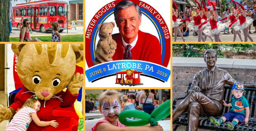 Mister Rogers Family Day 2019 Latrobe Art Center
