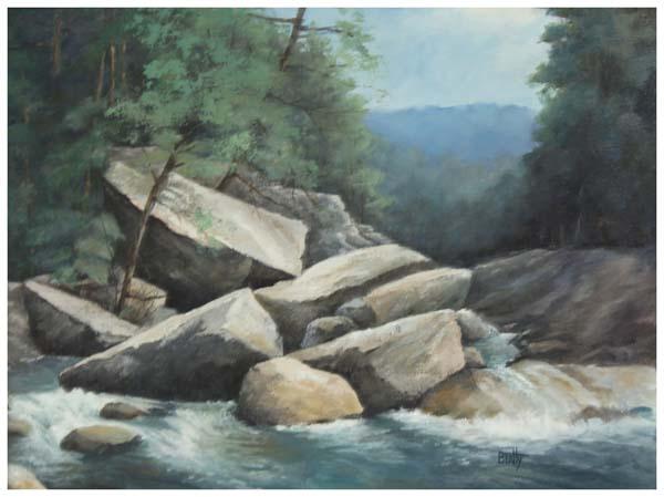 Pamela Beatty, Linville Gorge