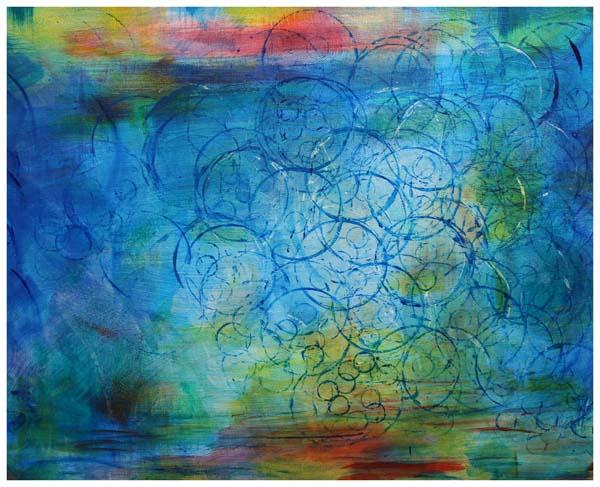 Peter Cehily, The Partial Blue