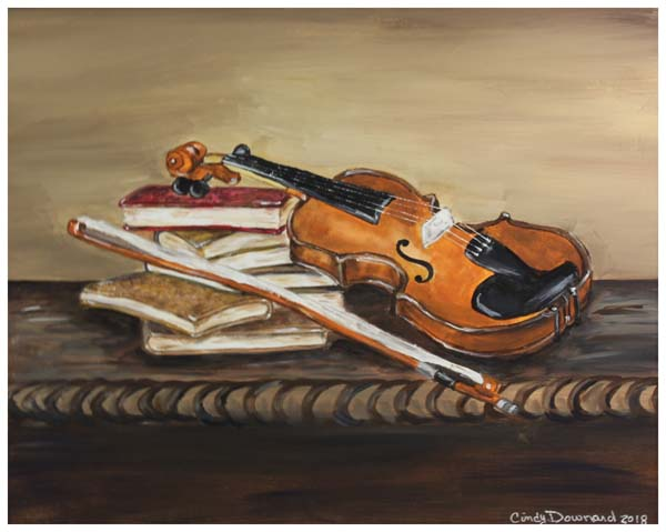 Cindy Downard, Music at Rest