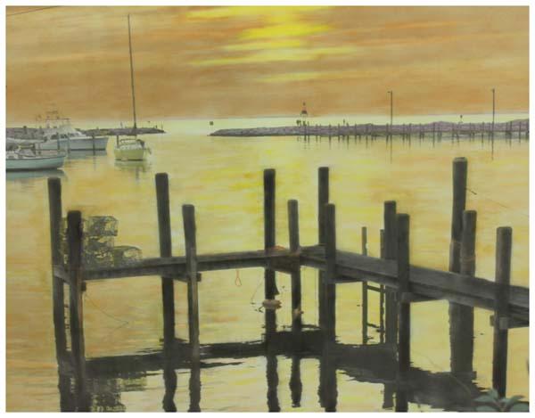 Joyce Frost, Golden Sunrise