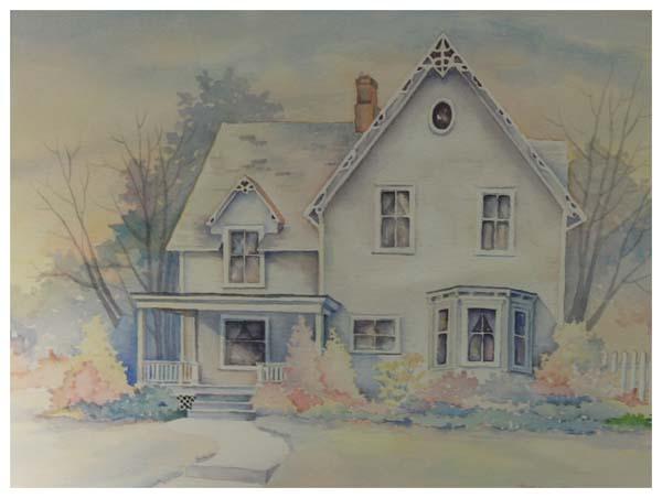 Darlene Miklos, House of Rainbows