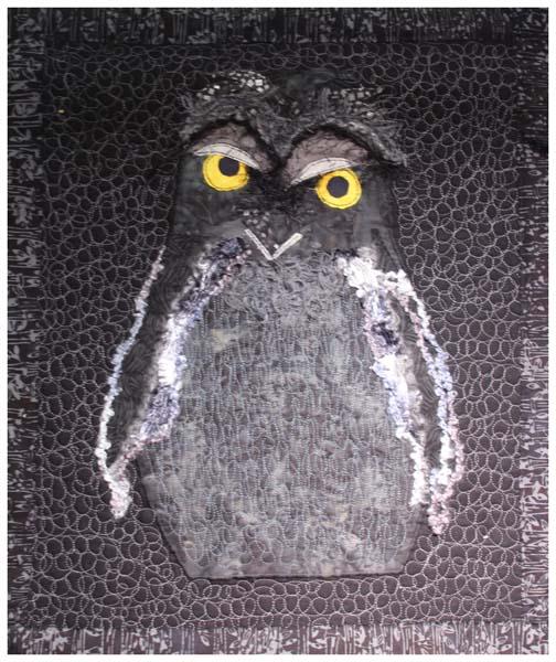 Lane Neff, New Zealand Owl
