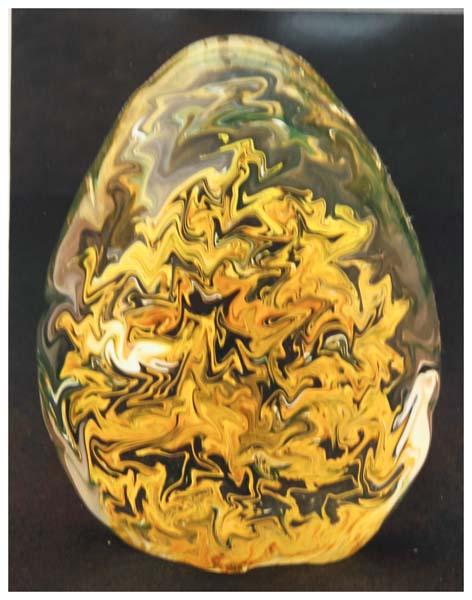 Linda Roos, Scrambled Eggs