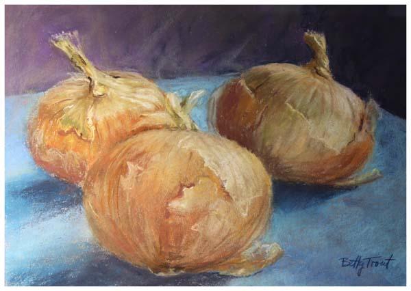 Betty Trout, Onion Trio