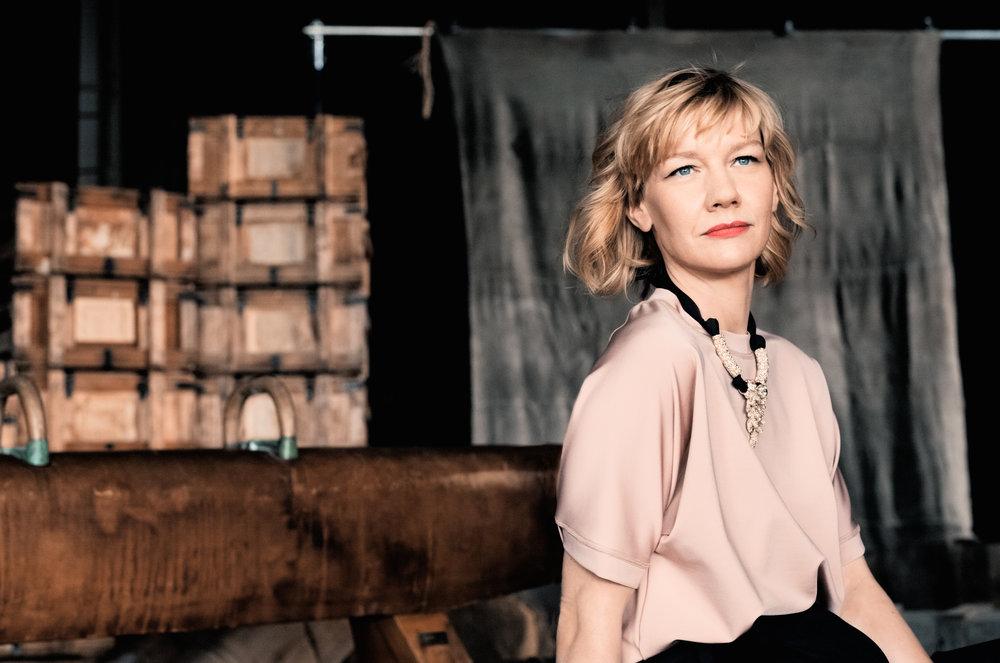 Image: Sandra Huller, © German Films/Mathias Bothor