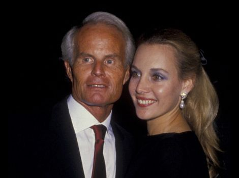 Lili and husband Richard D. Zanuck