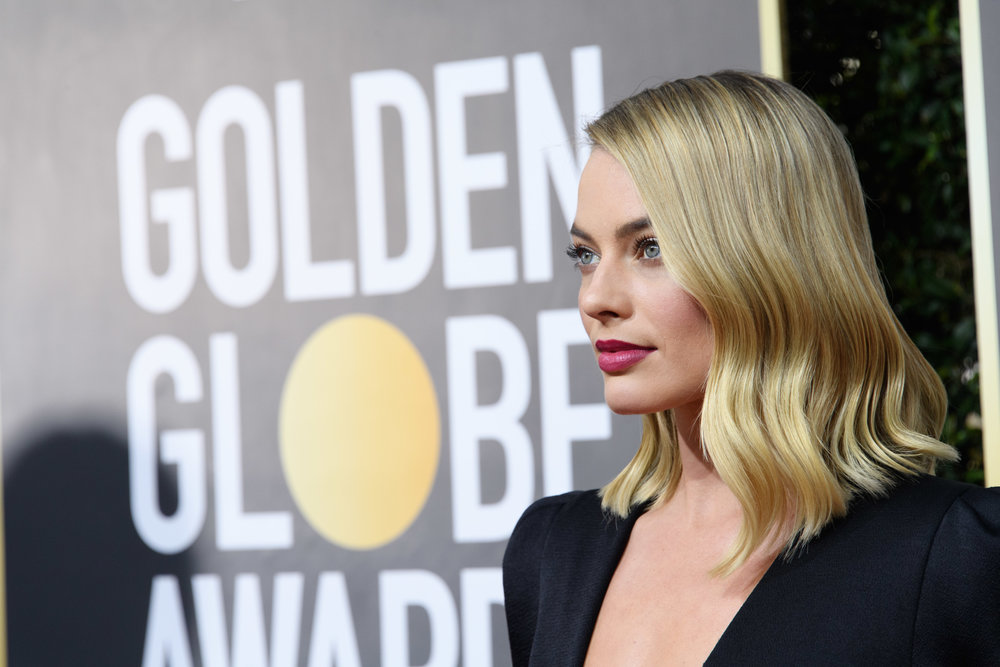 Margot Robbie :Courtesy HFPA