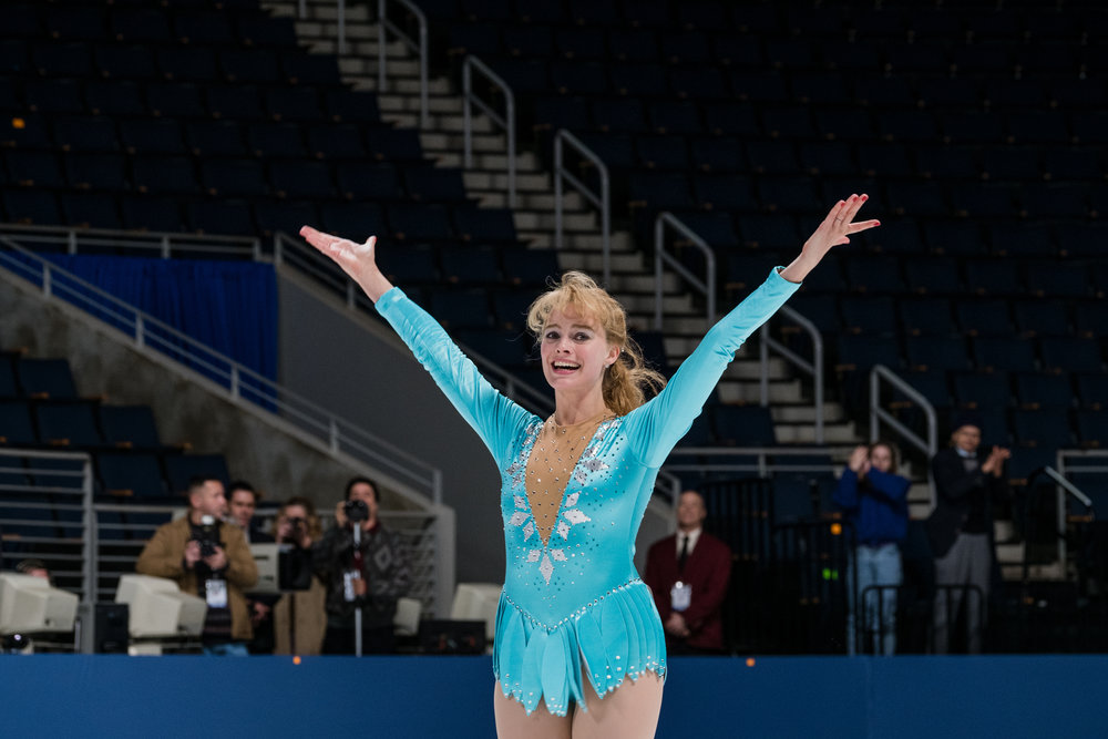 Margot Robbie as Tonya Harding. Credit: Ent One