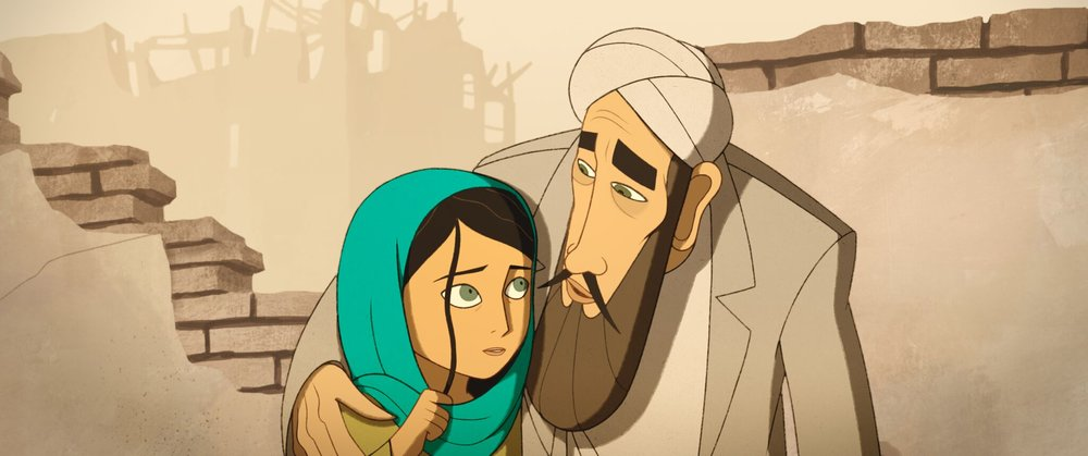 "The Breadwinner - ""at its heart is the story of a girl who loves her daddy."" CREDIT: Studio Canal"