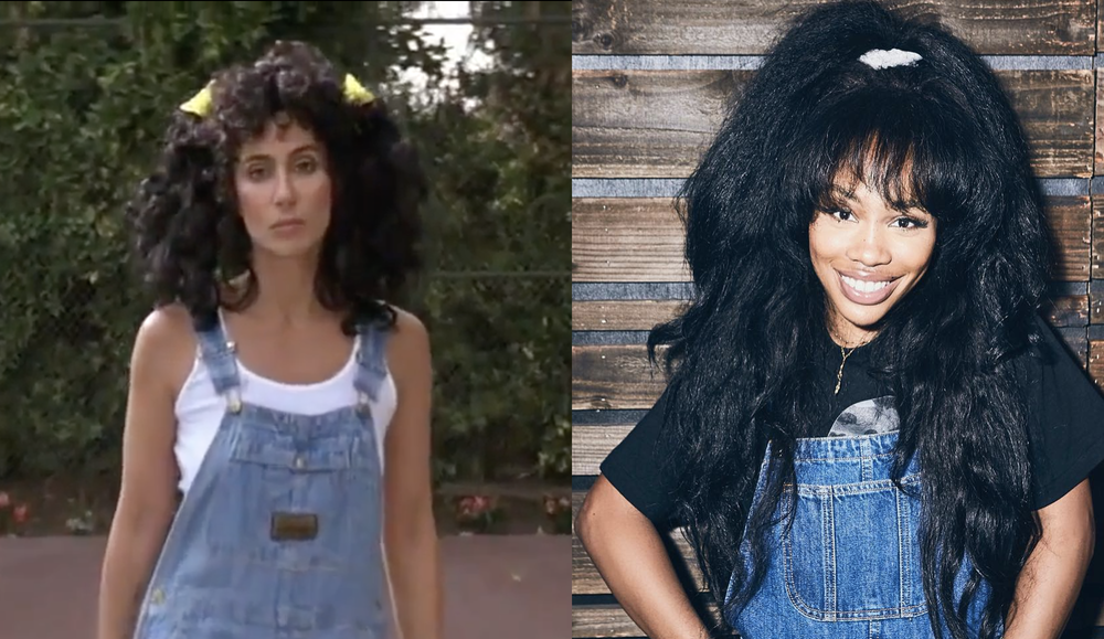 The fashion in the film is also A+ — special shoutout to Cher's SZA-like overall and pigtail ensemble.