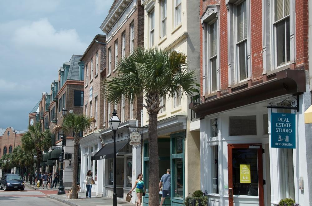 King Street, Charleston, SC