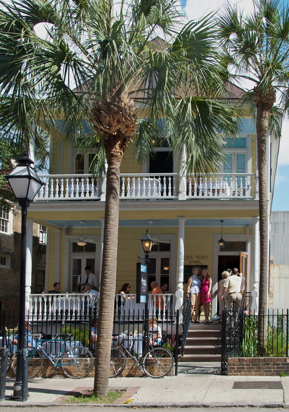 Poogan's Porch, Charleston, SC