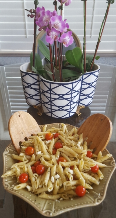 Quick and Easy Penne Pasta Salad