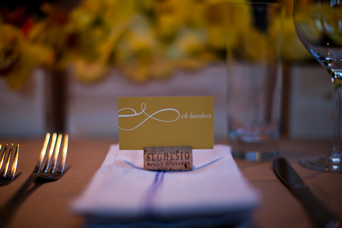 Place Cards with Cork Holders - lifewithstyle.co