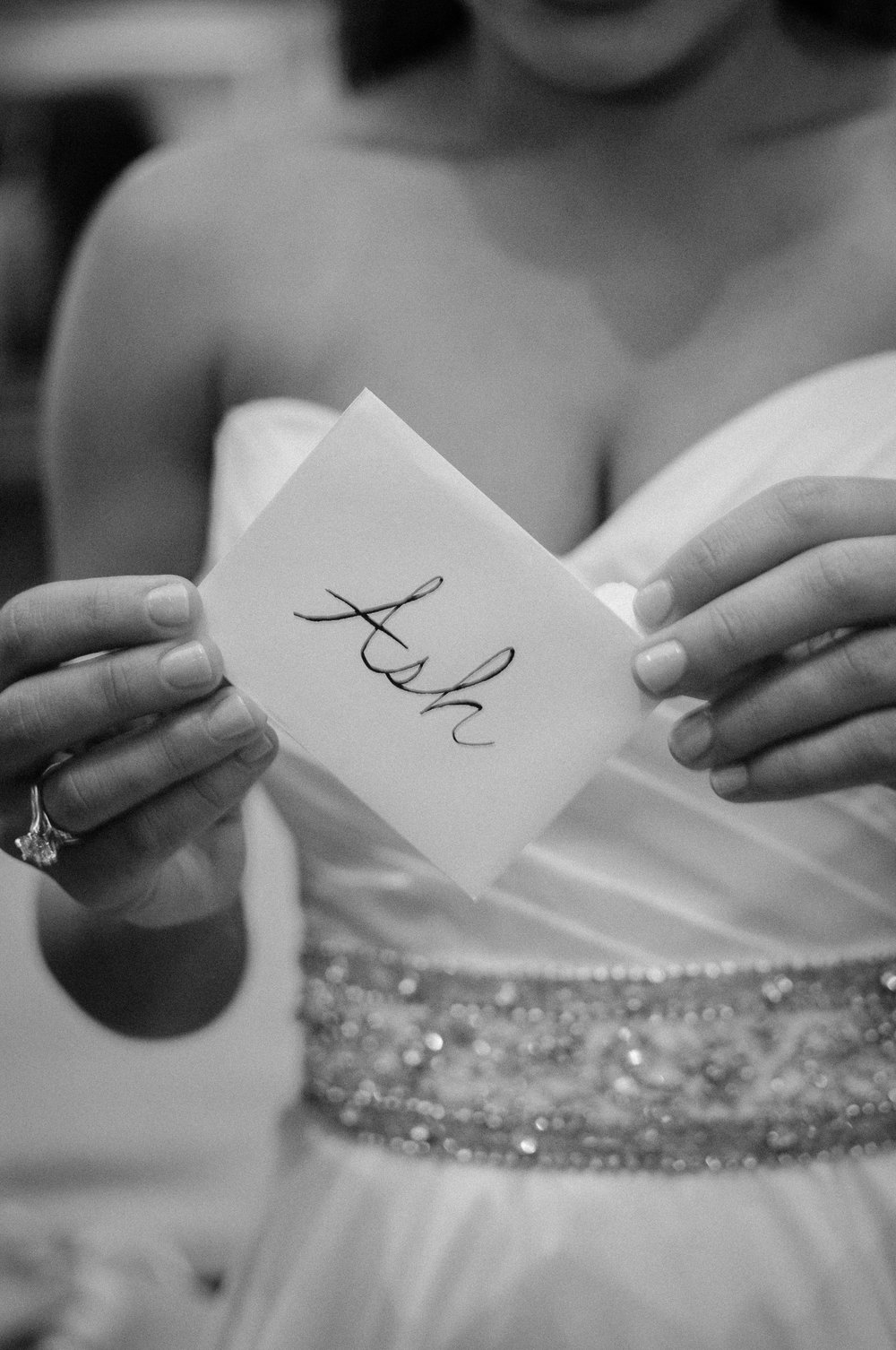 Love letter to Bride from Groom - Alea Moore Photography - lifewithstyle.co