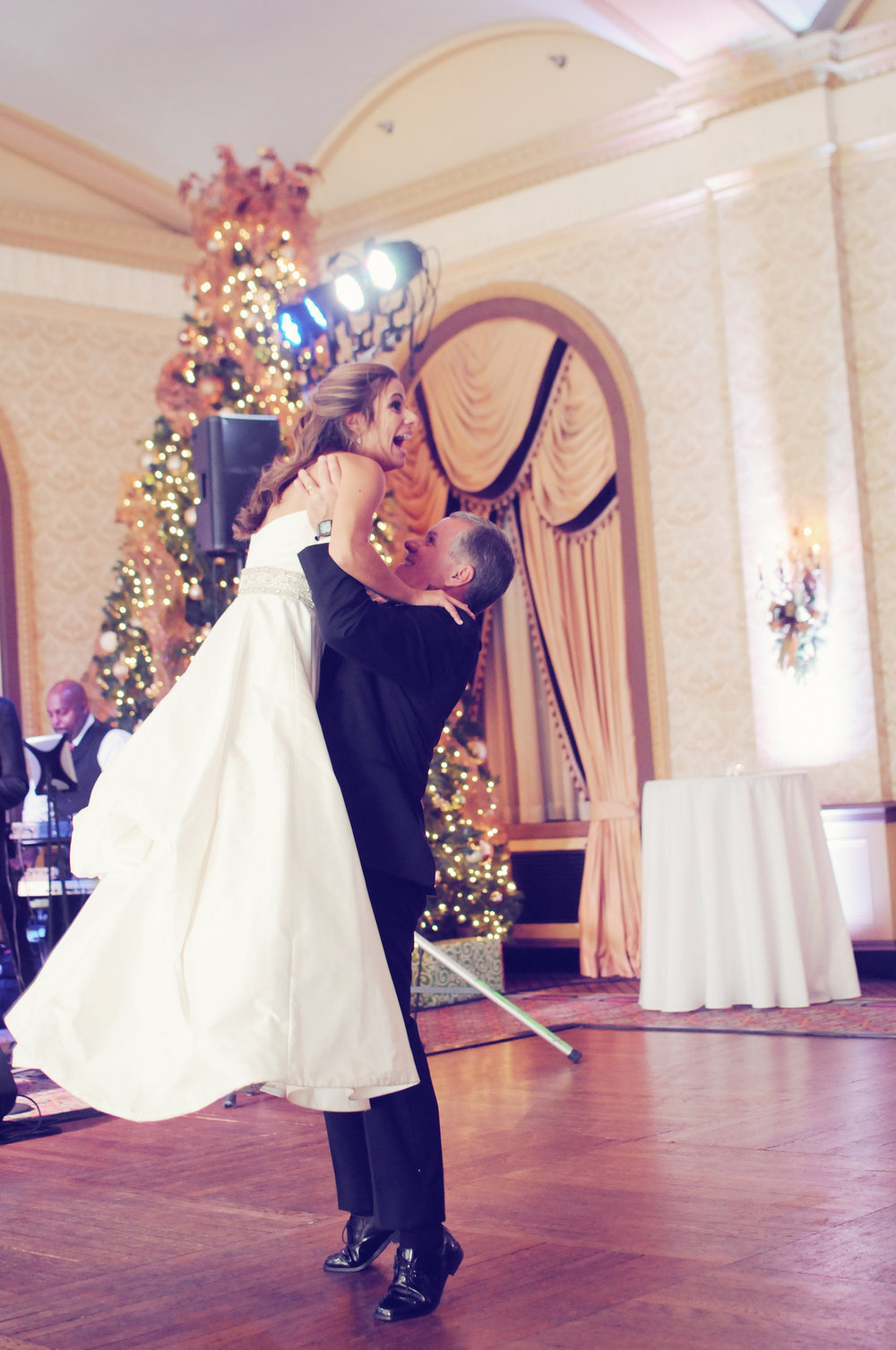 Father-Daughter Dance, Gold Ballroom, Westin Poinsett, Greenville, SC - Alea Moore Photography - lifewthstyle.co