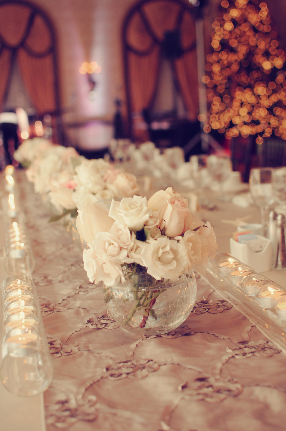 Head Table, Gold Ballroom, Westin Poinsett, Greenville, SC - Alea Moore Photography - lifewithstyle.co
