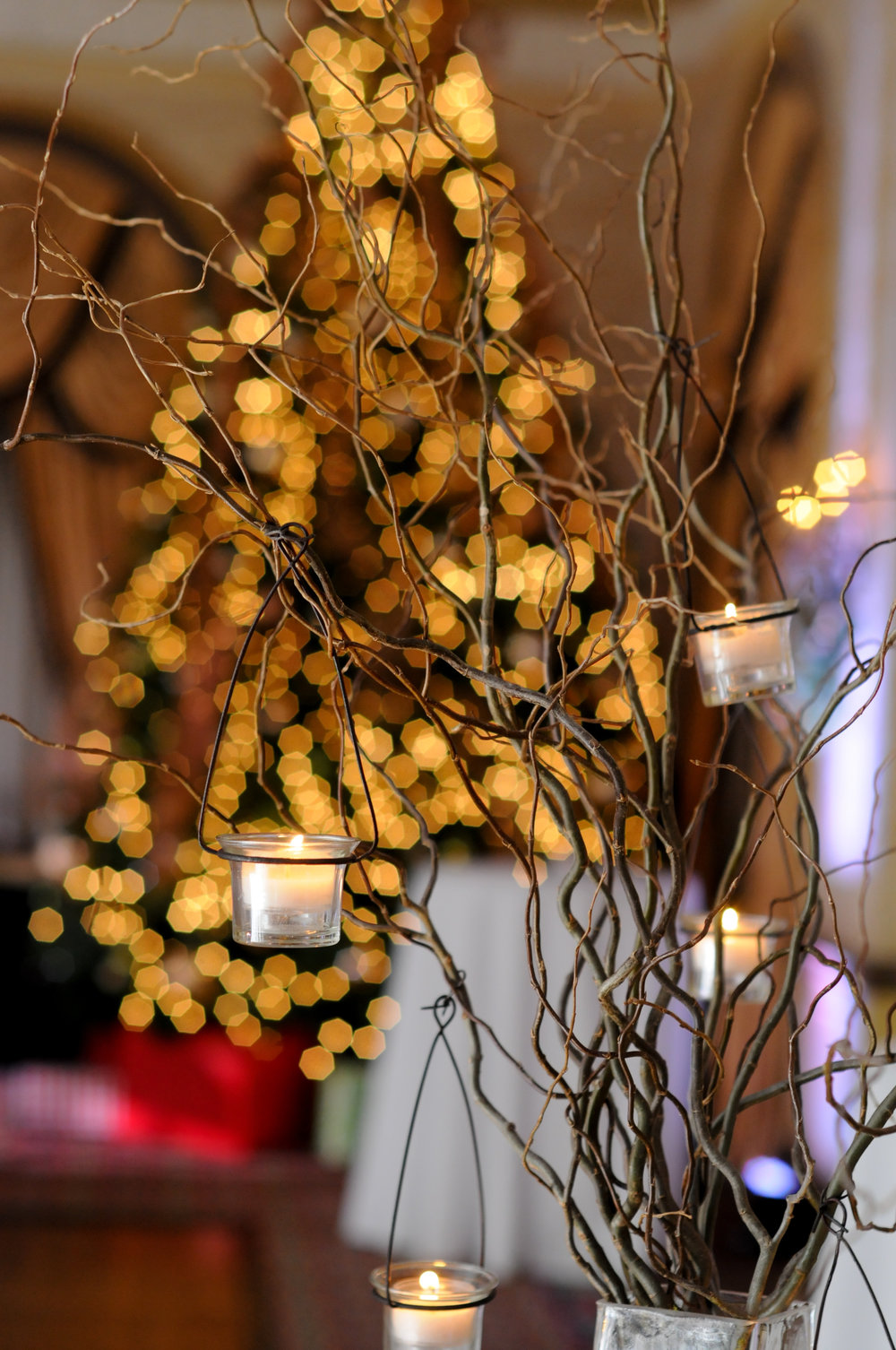 Hanging Votives, Gold Ballroom, Westin Poinsett, Greenville, SC - Alea Moore Photography - lifewithstyle.co