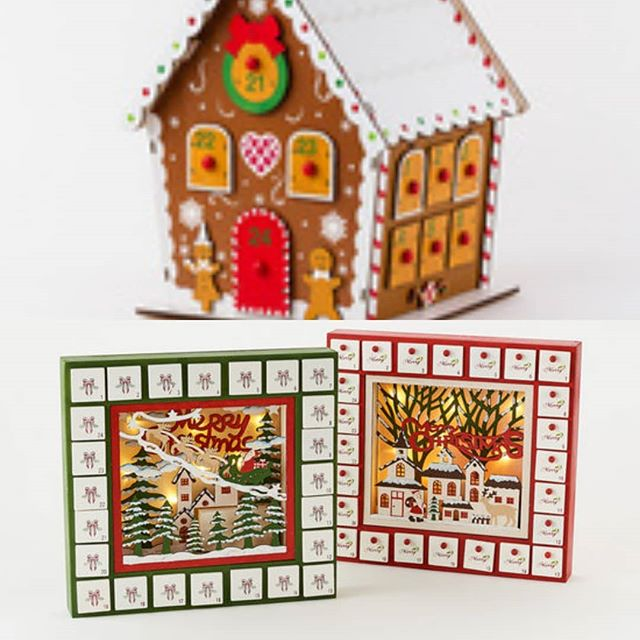 CHRISTMAS MAGIC EXCLUSIVE: The is the last day of my Christmas Magic Countdown. Preview Party is tomorrow night! So be sure to stop by my booth and pick up one of these advent calendars.  @jlwfchristmasmagic #christmasmagic2018 #lifewithstyle #mybooth #advent #adventcalendar