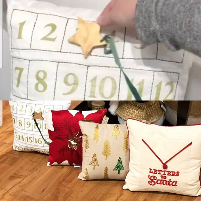 The weather's changing - time to get festive and cozy!  #countdowntochristmas #letterstosanta #ohchristmastree #poinsettia #lifewithstyle #mybooth #pillows #holidaydecor #homedecor #christmasdecor