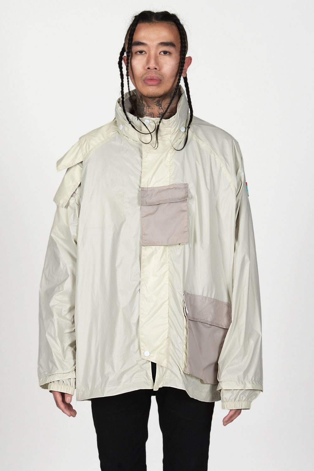 01 Heightened Sense white rain coat.jpg
