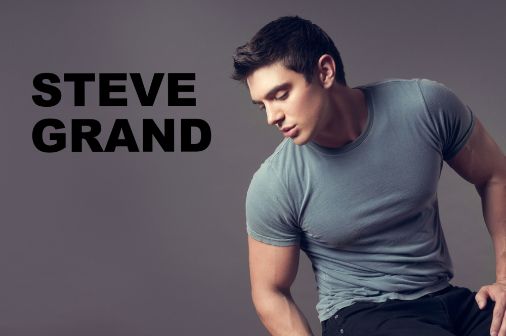 With over 10 million views on Youtube, #3 Album on the Billboard Independent Album Artist Charts, and one of the most successful Music Kickstarter campaigns ever under his belt, Steve Grand has not just broken the rules, but has changed the game when it comes to being a successful singer-songwriter in the era of Youtube and Spotify. Touring internationally and across the country in 2016, Steve has also made appearances on Good Morning America, CNN, Larry King Now, and other national outlets where he has used his platform to advocate for human rights and LGBT equality.