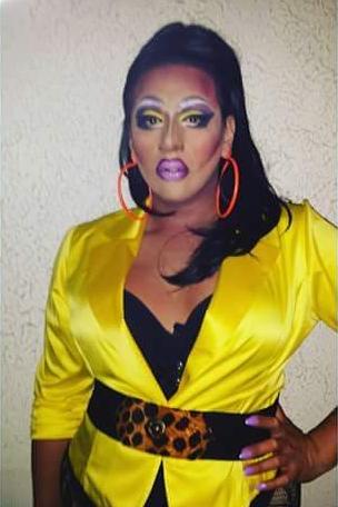 Yolanda Del Fierce - Miss Powerdiva NewComer