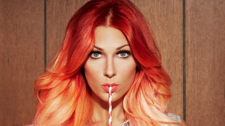 "Bonnie  McKee is an American singer and songwriter.  McKee has co-written eight singles that have reached #1. Co-writing the hits ""California Gurls,"" ""Teenage Dream,"" ""Last Friday Night (T.G.I.F.) and more"