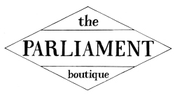 Parliament... - the Boutique + Studio is a handcrafted shopping destination, a crossroads for makers and their community, and collective studio, featuring functional art and craft from independent designers and artists.