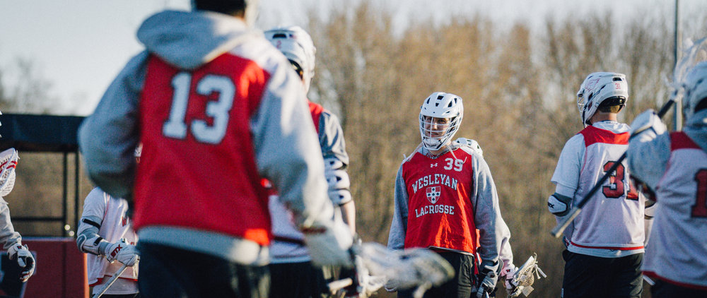 About the Team - At Wesleyan, the student-athlete experience is one predicated on the balance between academics and athletics. Being a student first is stressed heavily in the program, and finding athletes that want to exceed both in the classroom and on the field provides a great window into the Division III lacrosse experience.