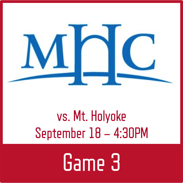 vs. Mt. Holyoke   Video